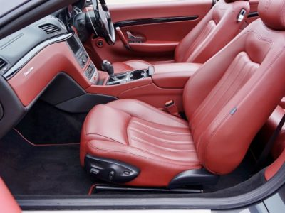 Car Upholstery Work in Dubai
