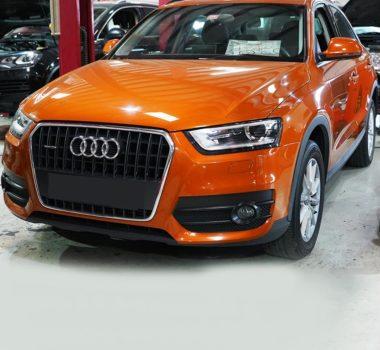 Reliable Audi Repair Dubai