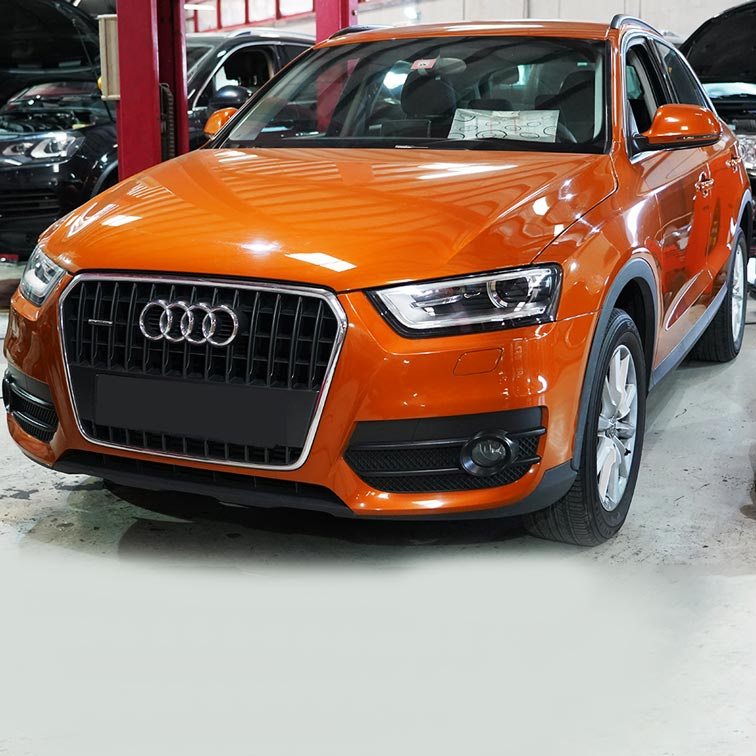 Reliable Audi Repair Dubai