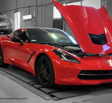corvette repair dubai