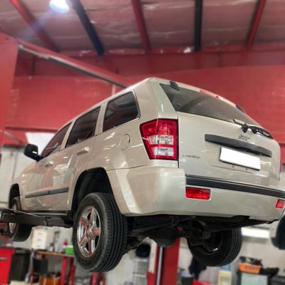 jeep repair dubai