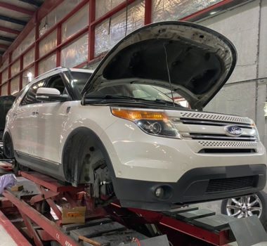 ford repair dubai