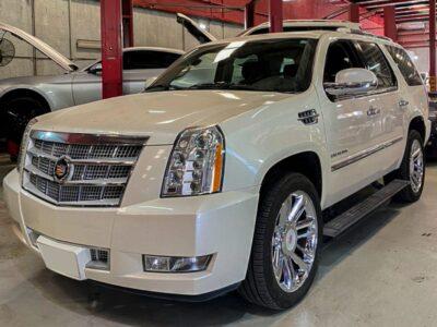 Cadillac Repairs Dubai