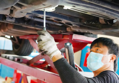 Audi-Repair-and-Complete-Inspection