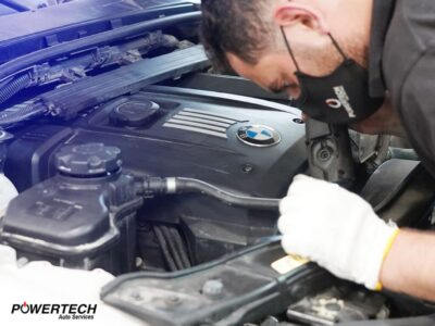 BMW Engine Repair Dubai