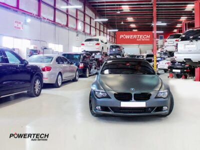 BMW Repair Centre Dubai
