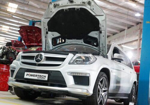Mercedes-Service-Dubai