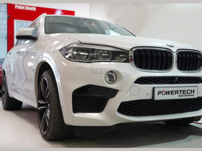 BMW X6 Repair Dubai