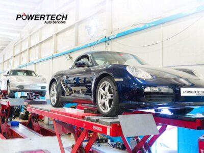 Porsche Boxster Repair Dubai