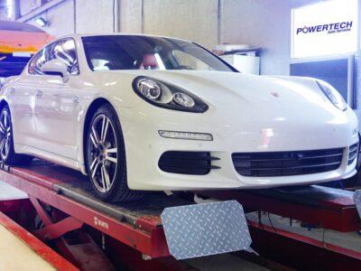 Porsche Panamera Car Repair Dubai