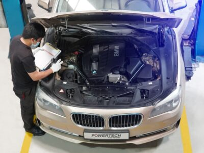 BMW Pre-Purchase Inspection